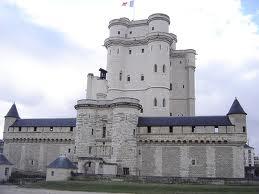 венсенский замок - башни открыты для туристов