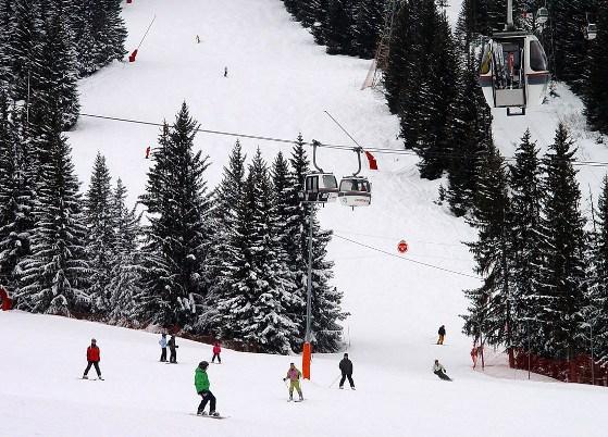 Ленцерхайд, Швейцария