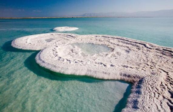 Волшебное Мертвое море