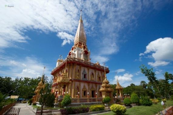 Храмы Пхукета известны всему миру