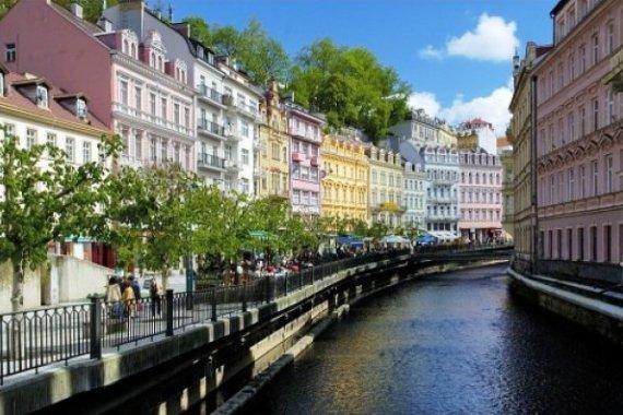 Чехия: курорт Карловы Вары