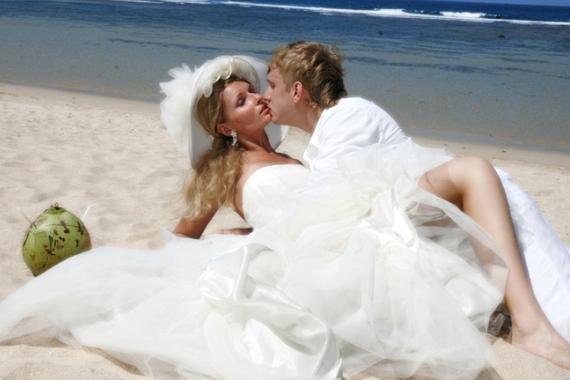 Отдельный вид туров - свадебное путешествие с церемонией