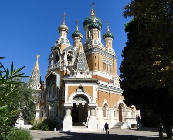 Ницца, собор Святого Николая