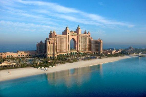 Atlantis The Palm запускает новый семейный аттракцион The Ultimate Snorkel