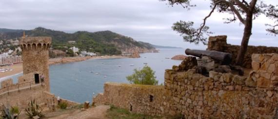 Крепость Вила Велла в Испании
