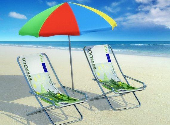 Как не остаться без денег в отпуске