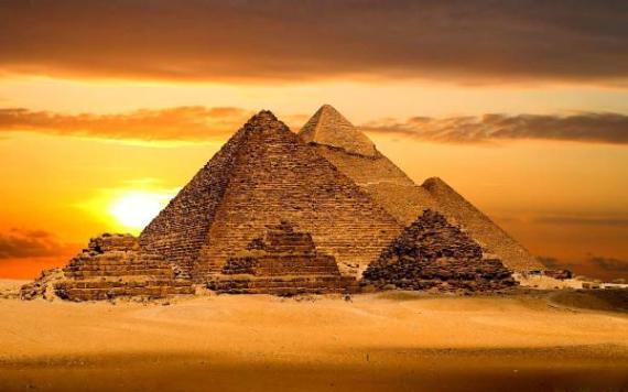 Оригинальный подарок на день рожденья - туристическая путевка в Египет