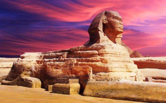 Египет, таинственный Сфинкс