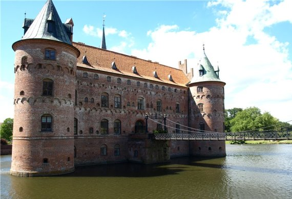Замок Титания, Дания