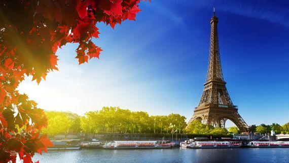 ТОП-10 популярных у российских туристов городов мира - Париж на первом месте