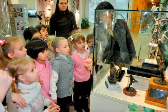Советы по посещению музея с ребенком