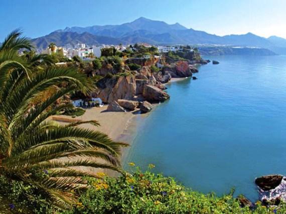 Андалусия - курортный регион Испании