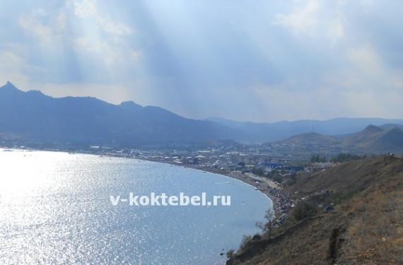 Крым, Коктебель