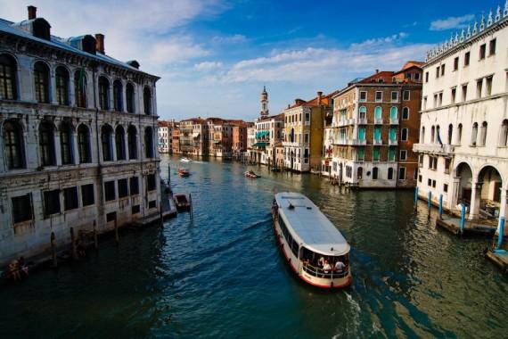 Стоимость въезда в Венецию - до 5 евро в сутки