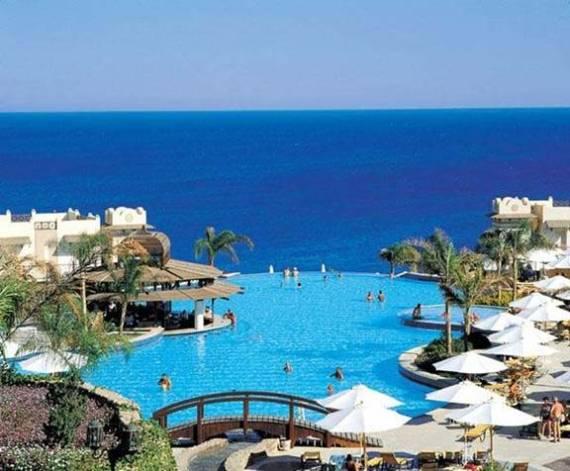 Безмятежный отдых в Египте