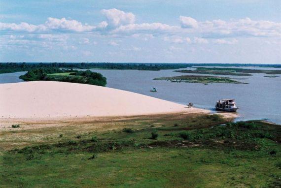 Бразилия: речной отдых в прохладе Терезины