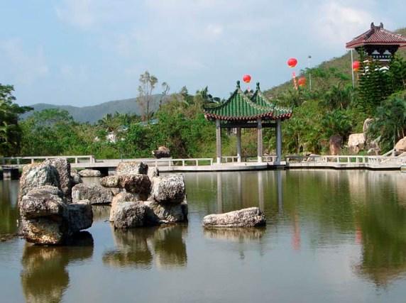 На острове Хайнань есть на что посмотреть