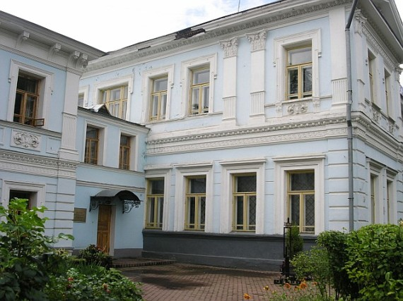 Некоторые гостиницы Ярославля занимают здания - памятники архитектуры