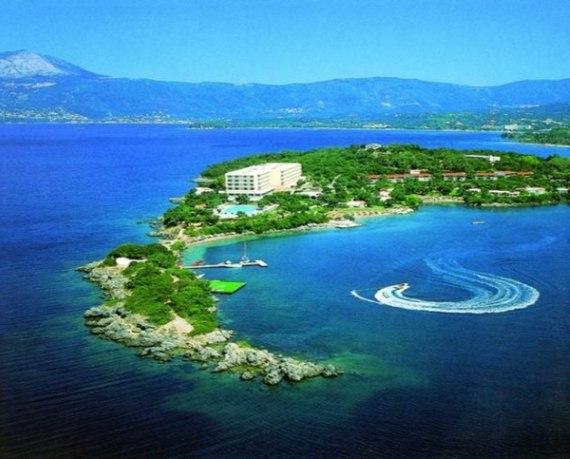 Недорогой отдых в Европе: остров Корфу, Греция
