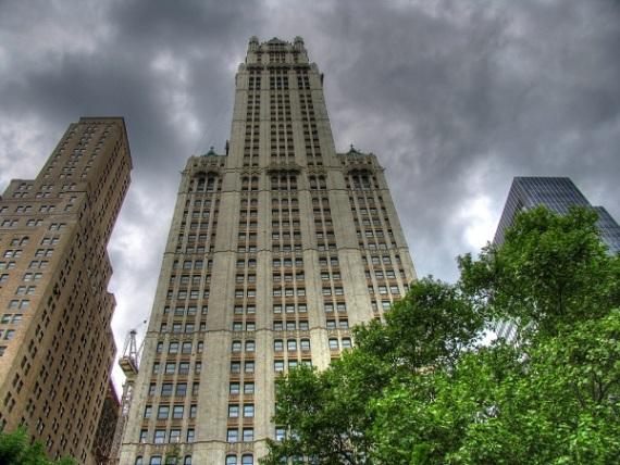 Вулворт, небоскреб в Нью-Йорке
