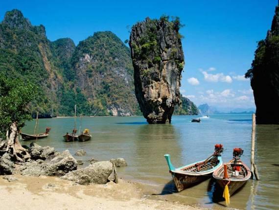 Природа Таиланда удивляет даже бывалых туристов