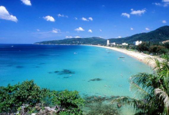 Тайский остров Пхукет - настоящий пляжный рай