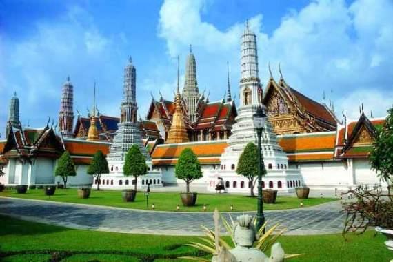 Храмы Таиланда известны на весь мир