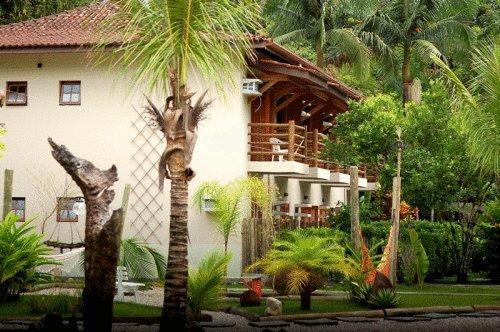 Бразильский отель Itamambuca Eco Resort