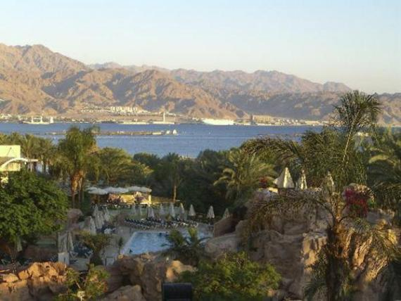 Эйлат - главный курорт Израиля