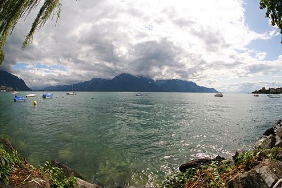 Ценят Швейцарскую Ривьеру и рыболовы
