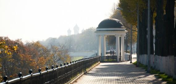 Ярославль - красивый город с богатой историей