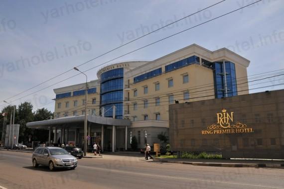 Гостиница «Ринг Премьер Отель» в Ярославле