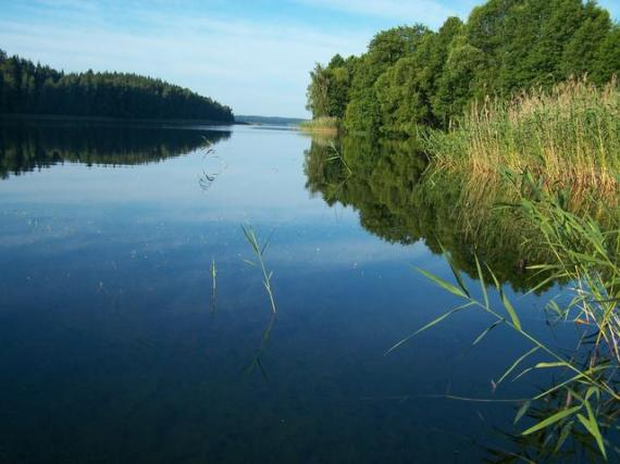 Национальный парк «Браславские озера» в Белоруссии