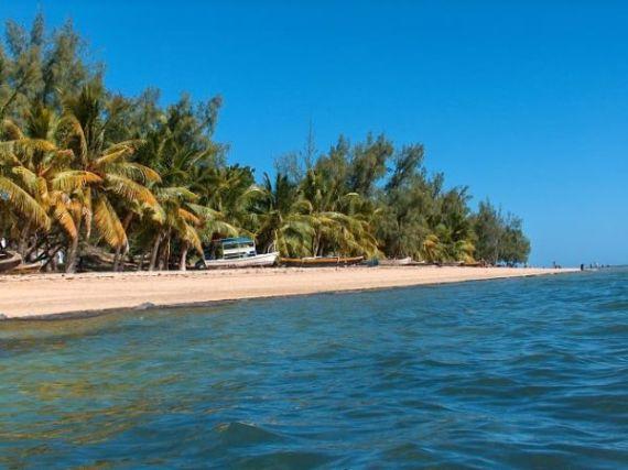 Пляжи Мадагаскара удивительно чистые