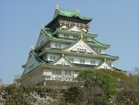 Путешествие в Японию: Осака