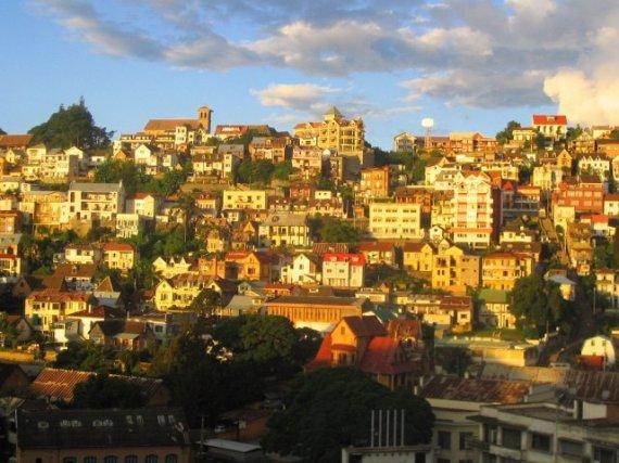 Мадагаскар - цивилизованный остров