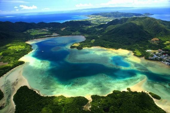 Японский курорт - остров Окинава