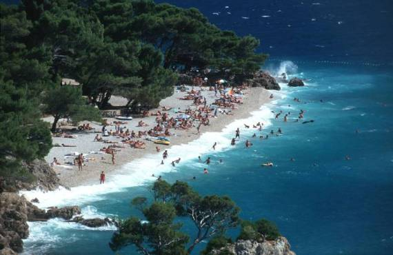 Хорватия - это отдых на воде