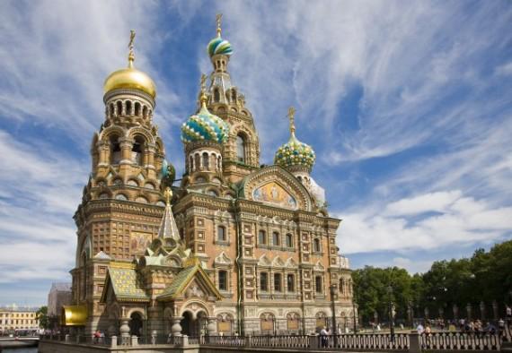 Санкт-Петербург: Спас-на-Крови