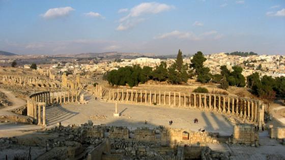 Иордания: страна на берегу библейской реки