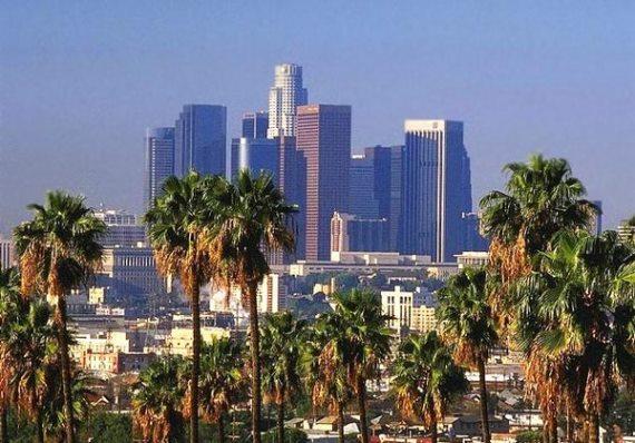 Лос-Анджелес - город ангелов, царство развлечений