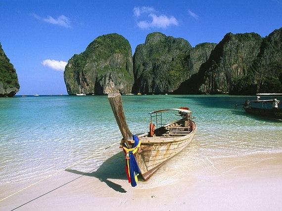 Таиланд — неиссякаемый источник вдохновения