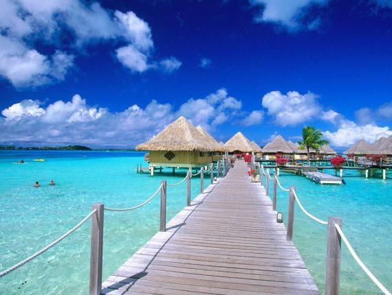 Мальдивские острова: идеальный пляжный отдых