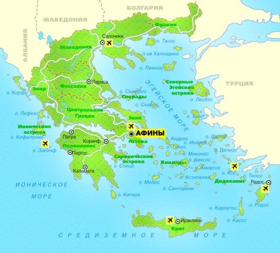 Греция может стать безвизовой страной