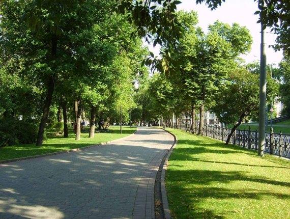 Достопримечательность Москвы: Бульварное кольцо