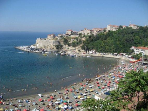 Черногория, курорт Ульцинь