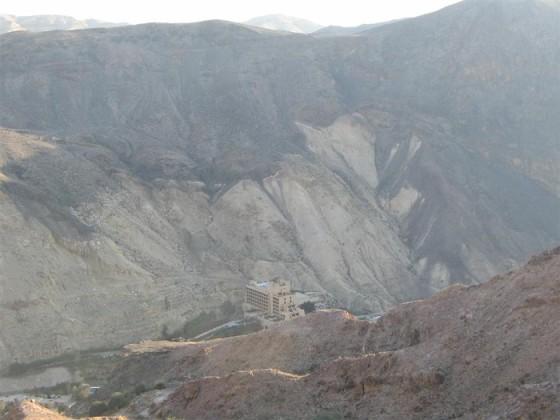 Ущелье Зарка Ма-Ин, Иордания