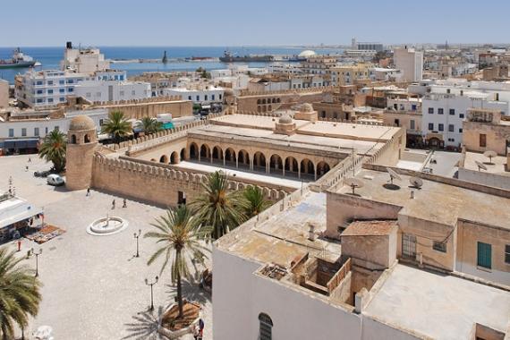 Сусс - столица Туниса