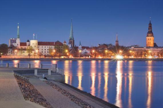 Где дешево отдохнуть в Европе. На фото - Латвия