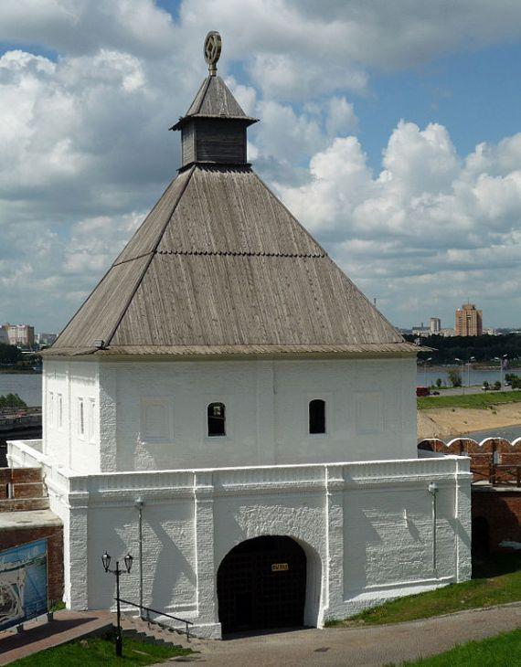 Тайная башня Казанского Кремля